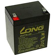 Long 12V 5Ah F2 ólomakkumulátor (WP5-12B F2)
