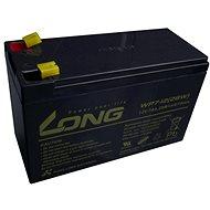 Long 12V 7Ah F1 ólomakkumulátor (WPS7-12) - Akkumulátor