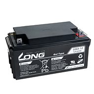 Long 12V 65Ah Lead Acid Battery DeepCycle GEL F4 (LG65-12) - Traction Battery