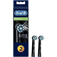 Oral-B EB50 CrossAction Black 2db tartalék fej - Pótfej