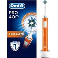Oral B Pro 400 Narancs - Elektromos fogkefe