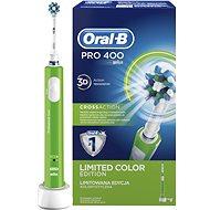 Oral B Pro 400 Zöld - Elektromos fogkefe