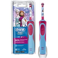 Oral-B Stages Kids Elektromos Fogkefe Jégvarázs Mesefigurákkal - Elektromos fogkefe