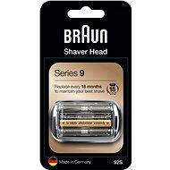 BRAUN CombiPack Series9 - 92S - Férfi borotva cserefejek