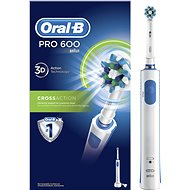 Oral-B PRO 600 Cross Action - Elektromos fogkefe