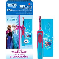 Oral-B Vitality Frozen + utazótok - Elektromos fogkefe gyerekeknek