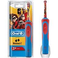 Oral-B Vitality Incredibles 2 - Elektromos fogkefe gyerekeknek