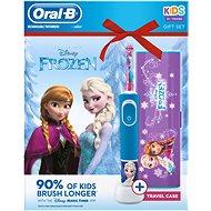 Oral-B Vitality Jégvarázs + utazótok - Elektromos fogkefe gyerekeknek