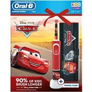Oral-B Vitality Verdák + utazótok - Elektromos fogkefe gyerekeknek