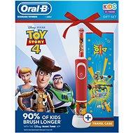 Oral-B Vitality Toy Story + utazótok - Elektromos fogkefe gyerekeknek