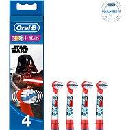 Oral-B Kids StarWars tartalék fej 4db - Pótfej