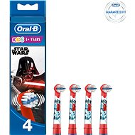 Oral-B Kids StarWars pótfej 4db - Pótfej