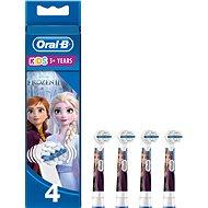 Oral-B Kids Jégvarázs pótfej 4db - Tartozék