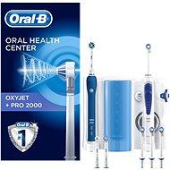 Oral-B Oxyjet + Pro2 - Elektromos fogkefe