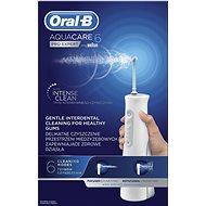 Oral-B Aquacare 6 Pro-Expert - Elektromos szájzuhany