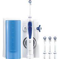 Oral B MD20 oxyjet + Rinse 500ml - Elektromos szájzuhany