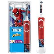 Oral-B Vitality Kids Spiderman - Gyerek elektromos fogkefe