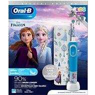 Oral-B Vitality Kids Frozen II + utazótok - Gyerek elektromos fogkefe