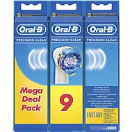 Oral-B Precision Clean pótfej, 9 db - Pótfej