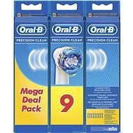 Oral-B Precision Clean pótfej, 9 db