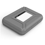 """ORICO 3.5"""" HDD/SSD protection box grey - Merevlemez tok"""