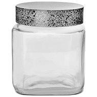 Üvegedény / UH GRANIT négyzet 1 l - Edény