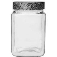 Üveg / UH GRANIT négyzet alakú doboz 1,5 l - Edény