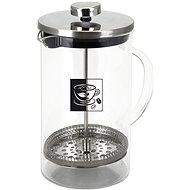 ORION üveg / rozsdamentes acél kávéskancsó 0,8 l