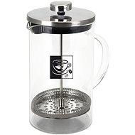 ORION üveg/ rozsdamentes acél kávéskancsó 1 l
