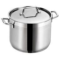 ANETT rozsdamentes acél edény fedővel 8,1 l