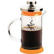 Vízforraló üveg / rozsdamentes acél / szilikon kávézó W 1 l