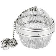Rozsdamentes acél teaszűrő átm. 6,5 cm - Teaszűrő