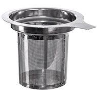 Rozsdamentes acél teaszűrő, 8,5 cm átmérő - Teaszűrő
