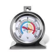 Rozsdamentes acél / üveg hűtőszekrény hőmérő - Hőmérő