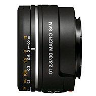 Sony 30 mm F2.8 - Objektív