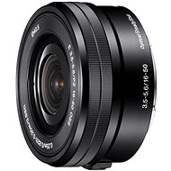 Sony 16-50 mm F3.5-5.6 - Objektív