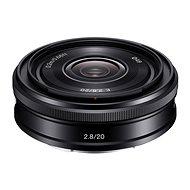 Sony 20mm F2.8 - Objektív