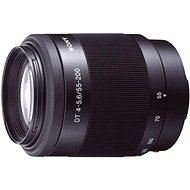 Sony 55-200 mm f/4-5.6 - Objektív