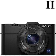 SONY DSC-RX100 II - Digitális fényképezőgép