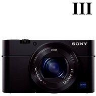 SONY DSC-RX100 III - Digitális fényképezőgép