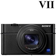 SONY DSC-RX100 VII - Digitális fényképezőgép