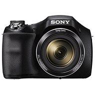Sony CyberShot DSC-H300, Fekete - Digitális fényképezőgép