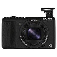 Sony Cybershot DSC-HX60 Fekete - Digitális fényképezőgép
