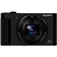 Sony Cybershot DSC-HX90V GPS - fekete - Digitális fényképezőgép