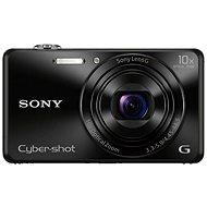 Sony Cybershot DSC-WX220 fekete - Digitális fényképezőgép