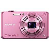 Sony Cybershot DSC-WX220 rózsaszín - Digitális fényképezőgép
