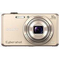 Sony Cybershot DSC-WX220 Champagne - Digitális fényképezőgép