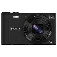 Sony CyberShot DSC-WX350 fekete - Digitális fényképezőgép