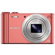 Sony Cybershot DSC-WX350 rózsaszín - Digitális fényképezőgép