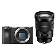 Sony Alpha A6500 Premium APS-C + 18 105 mm-ig - Digitális fényképezőgép
